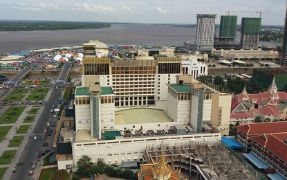 Casino premises among Phnom Penh biz shut to Aug 6: report