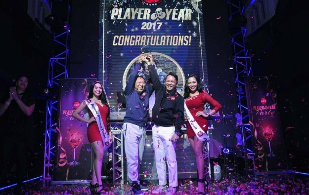 Japan's Tsuchikawa APT Player of the Year 2017