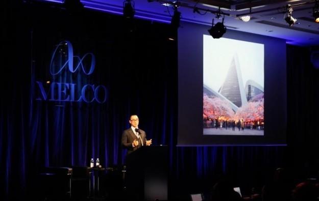 Mountains, biometrics form Melco Resorts' Japan dream