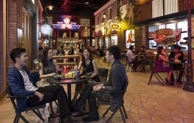 Three barred eateries back at CoD Macau: Melco Resorts