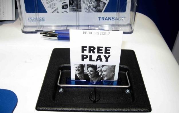 TransAct EVP sales and marketing Andrew Newmark retiring
