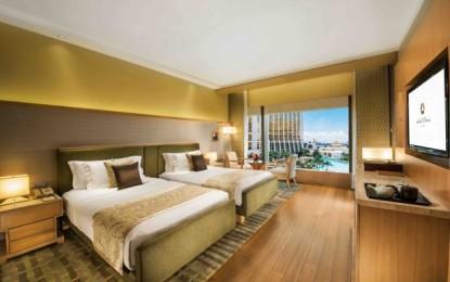 Average Macau hotel occupancy rate at 50pct in 1H