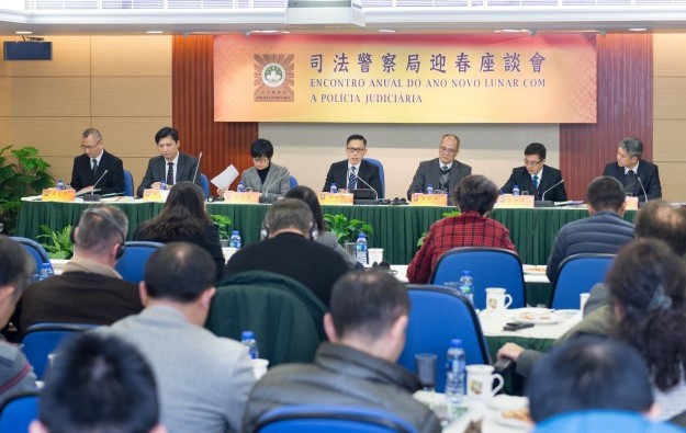 Macau gaming-related crime cases up 2.4 pct in 2017: police