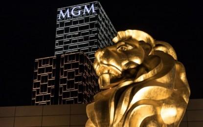 MGM China COO gaming John Shigley leaving Macau