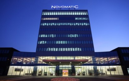Novomatic's 2020 EBITDA halved, posts yearly loss