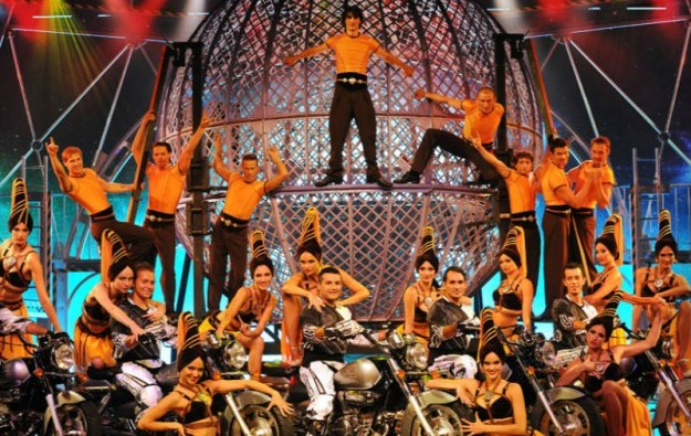 Parisian Macao to launch new resident show