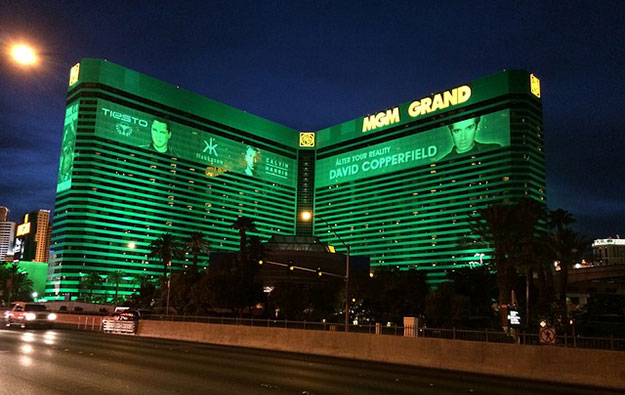 MGM Grand, Mandalay deal aids cash for Japan: Murren