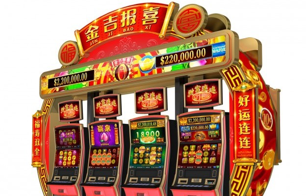 Sci Games hit Chinese slot in U.S. commercial casinos
