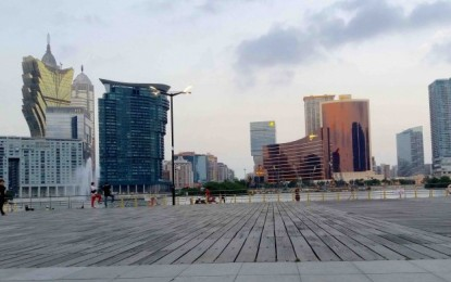 Macau casino GGR rose 1pct m-o-m in April: govt