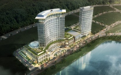 Caesars Korea, Incheon completed in early 2021: exec