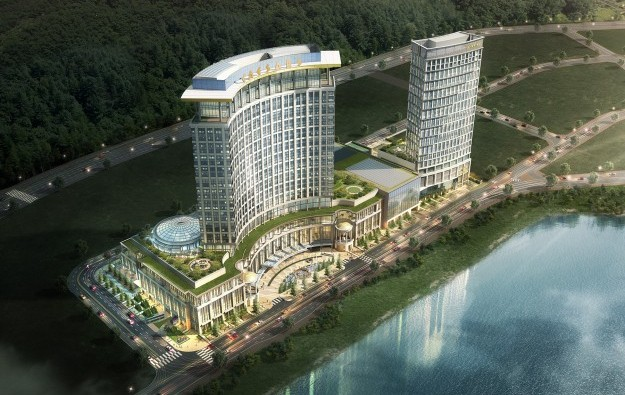 Guangzhou R&F gets 1-year delay for Incheon casino
