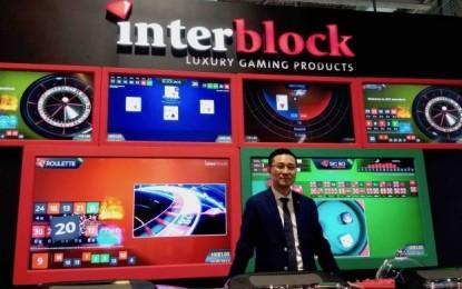 Mood music with Interblock Stadium for player thrills