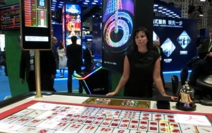 TCS John Huxley showcases new bonus system, displays