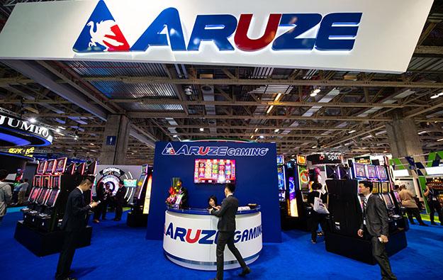 U.S. firm Genesis Gaming to market Aruze RFID chips
