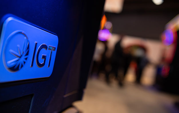 Deutsche Bank says casinos liking IGT current slots