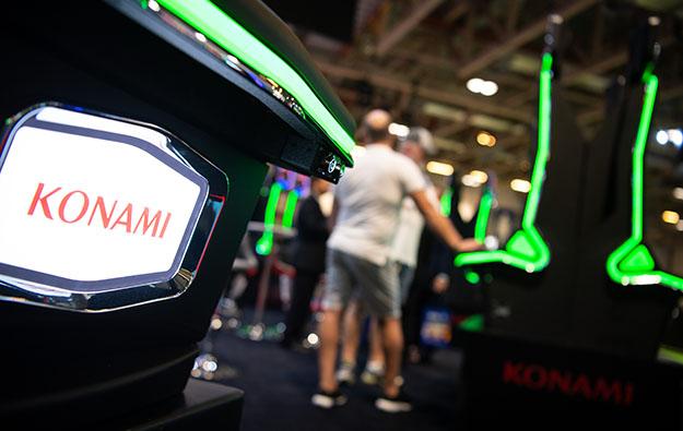 Konami Gaming debuts KX 43 slot at G2E