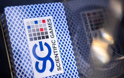 Sci Games names Connie James as new CFO
