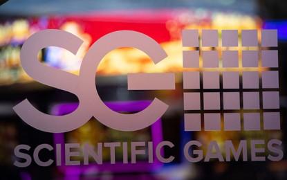 Sci Games 1Q revenue slightly up, narrows loss