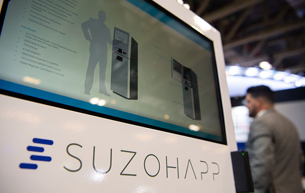 SuzoHappsays higher prices due to shortages, logistics