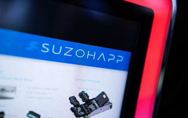 SuzoHapp cashless pay tech ties with Taiwan firm