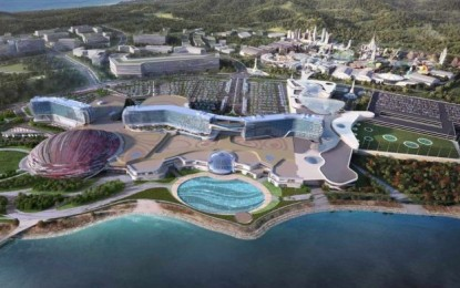 Mohegan Sun Korea project fully completed 2031: report