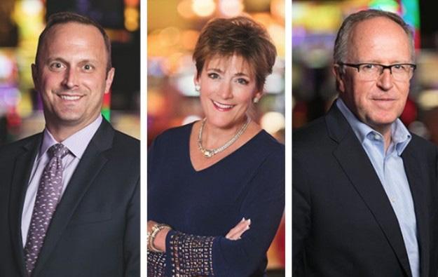Mohegan Sun announces trio of new leaders