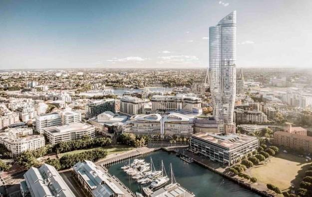 The Star seeks HK backing for Sydney Ritz-Carlton scheme