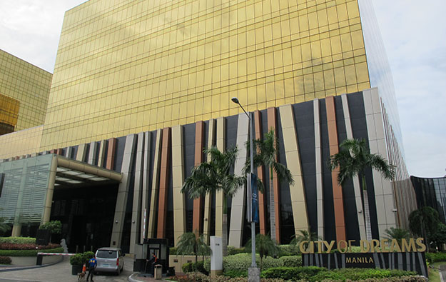 Trading of Melco Resorts Philippines shares suspended