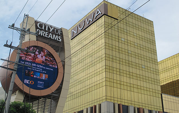 Manila gaming venues paused again for pandemic