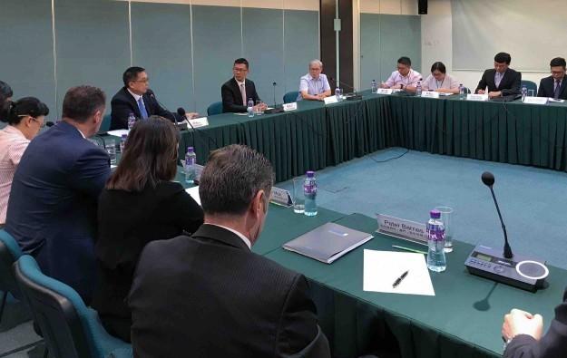 Macau govt can cut casino ops in big emergency