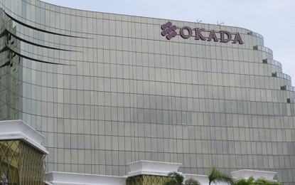 Okada Manila 1Q GGR down 41pct amid casino restrictions