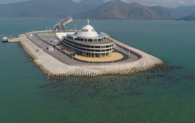 Hong Kong-Zhuhai-Macau Bridge opens Tuesday: report