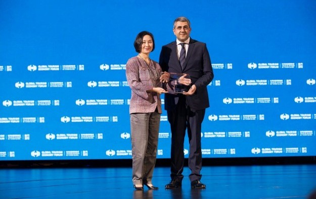 Pansy Ho appointed UNWTO Tourism Ambassador