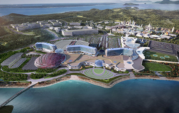 Mohegan Sun in Live Nation concert deal for Korea resort