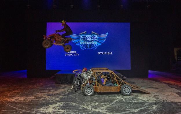 Studio City to launch Elēkrŏn show in December