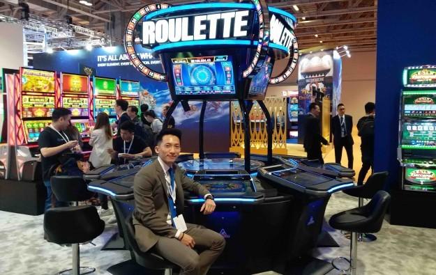 Aruze's Lucky Roulette looks to Macau market chances