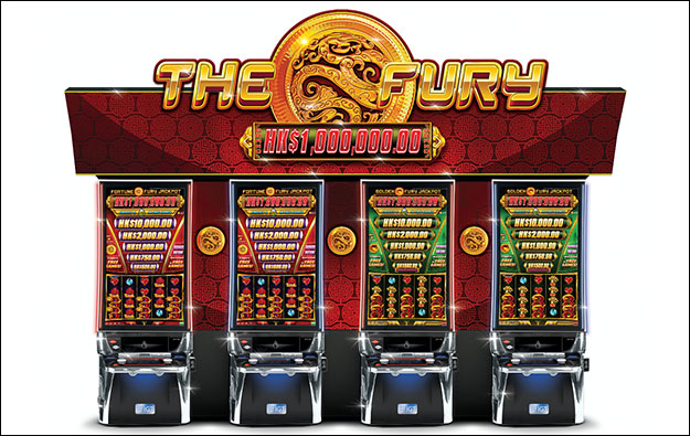 IGT latest linked and standalone slots at MGS