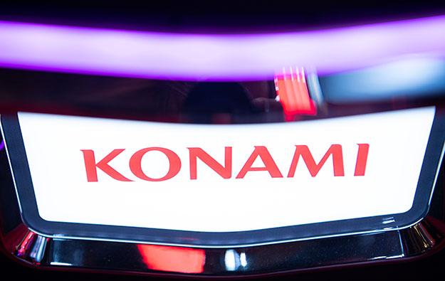Konami gaming segment 9-mth profit down 20pct