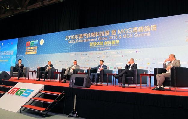 EGM contribution growing steadily in Macau: MGS panel