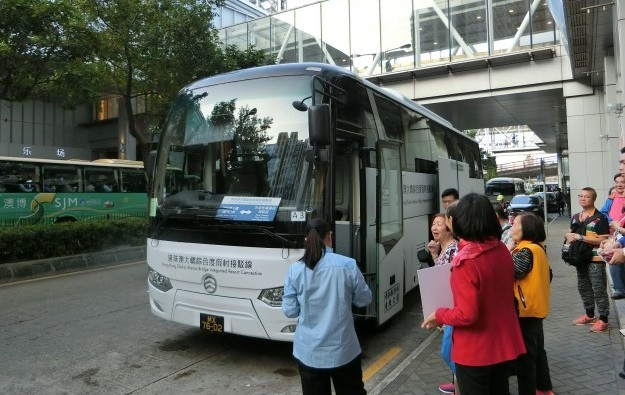 HKZMB 400k inbound Macau travellers to Nov 20: police