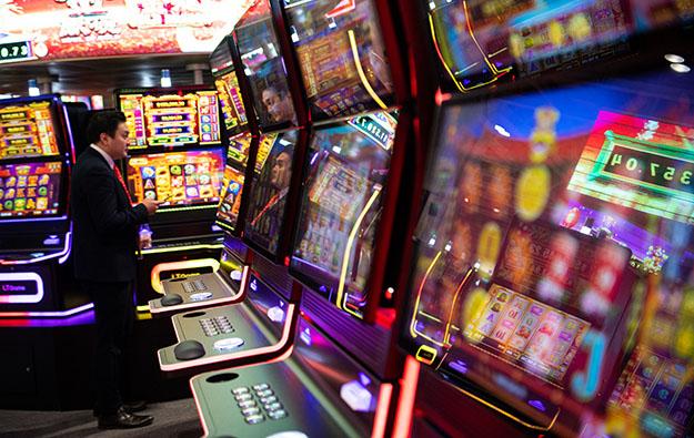S. Korean casinos for foreigners 2018 takings US$1.4 billion