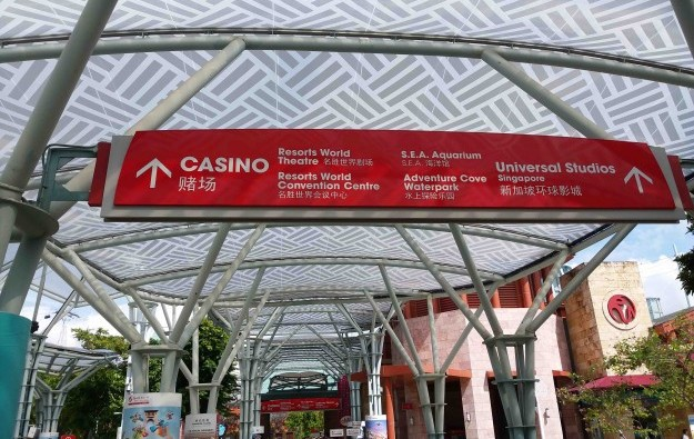 Carded players, annual levy users only at Singapore casinos