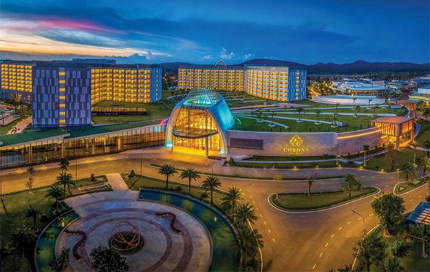 Vietnam casino resort Corona reopens after virus alert