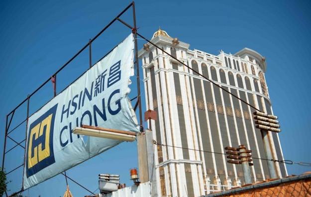 Troubled Hsin Chong finished Galaxy Macau 4 job: casino op