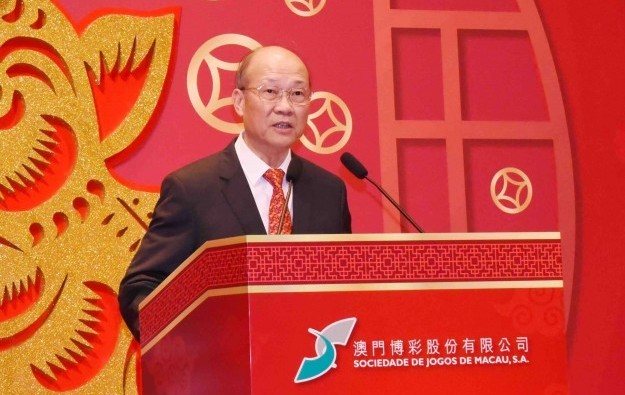 SJM not yet asked for Macau concession extension: CEO
