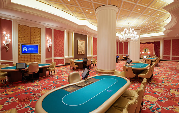 Casino firm Landing clinches US$18-mln share placement
