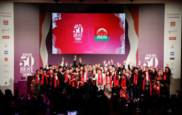 Three Asian casino resort eateries in Asia's 50 Best