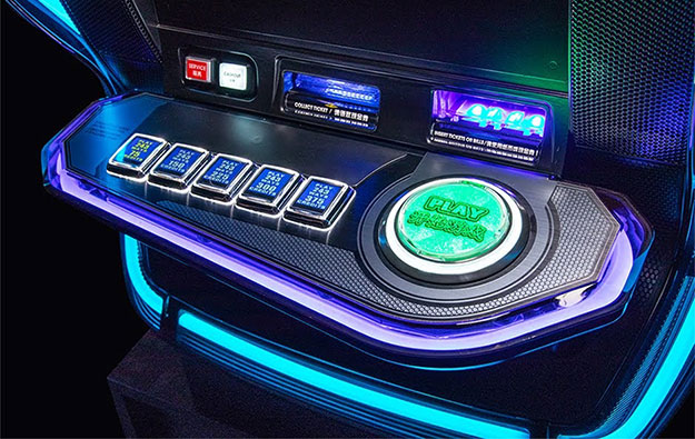 Sega Sammy Creation to debut Genesis Star cabinet