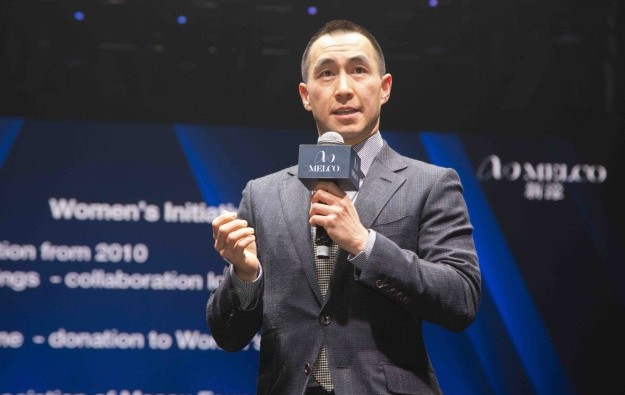 Melco CEO Ho upbeat on firm's 2019 casino biz, GGR
