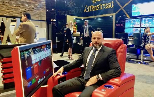 High-limit ETG players get Alfastreet VIP chair treatment